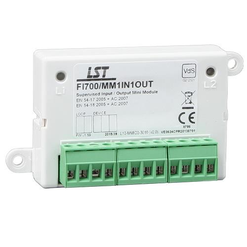 LST Mini modul 1 input /1 out