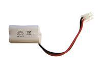 Batteri 4,8V/1,2Ah NiMH, 1t