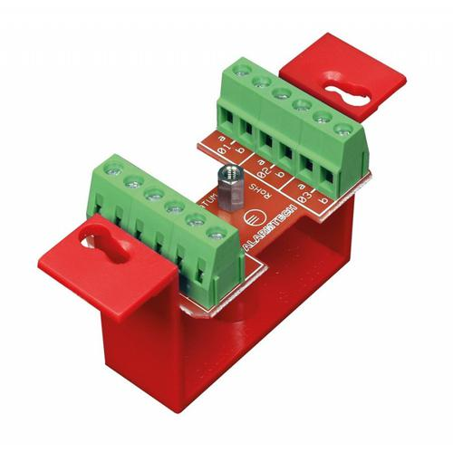 61903.03R Junction box rec Red
