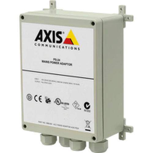 Axis ACC MAINS ADAPTOR PS24