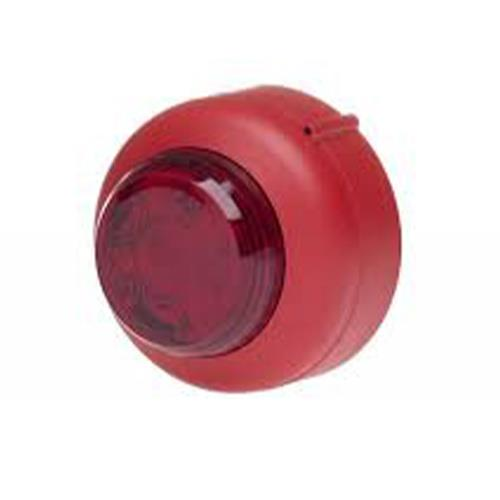 Blixtljus VXB-1-SB-RB/RL Röd s