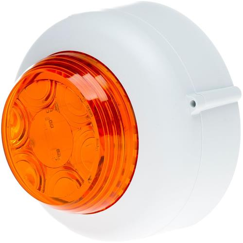 Vantage Beacon hvid m/gul bitz