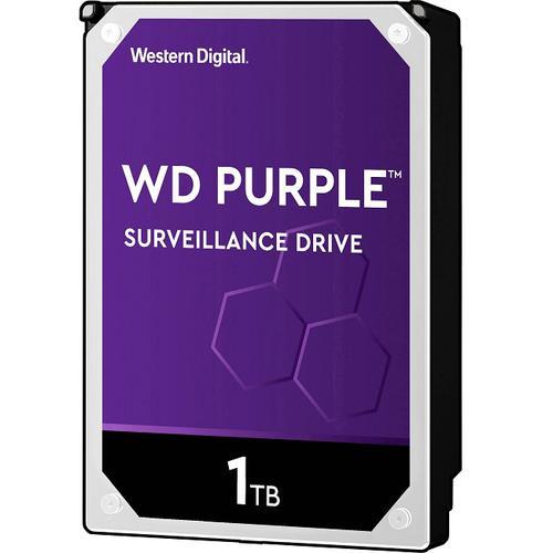 """Hikvision Purple WD10PURZ 1 TB 3.5"""" Intern Harddisk - SATA - 5400rpm - 64 MB Buffer"""