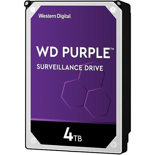"Hikvision Purple WD40PURZ 4 TB kovalevy 3.5"" HDD - SATA - 5400rpm - 64 MB Buffer"