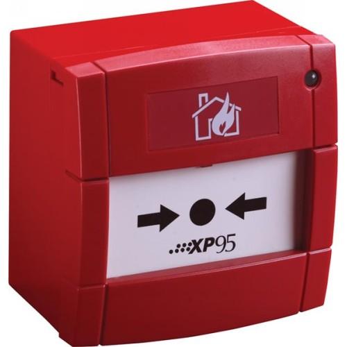 Alarmtryk XP95 med isolator