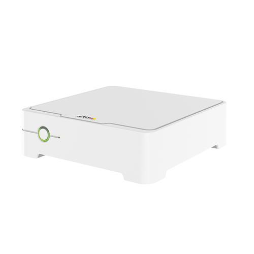 AXIS 4 Ports Ethernet Switch - 4 Netværk - Snoet Par - 2 Layer Supported - Desktop