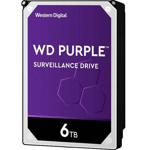 HDD WD60PURZ Purple 6TB