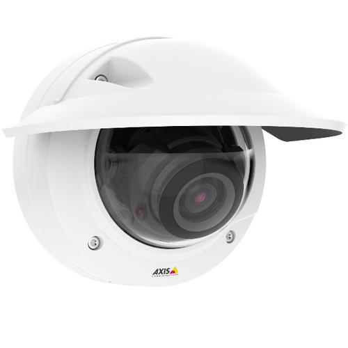 AXIS P3227-LVE 5 Megapixel Netværkskamera - Farve - 3,50 mm - 10 mm - 2,9x Optical - Kabel - Kuppel