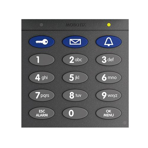 RFID Keypad For T26, Dark Gray