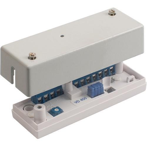 VD 400, Seismisk detektor