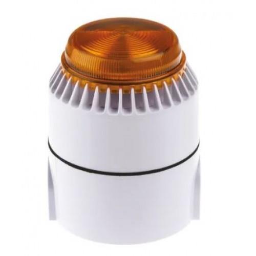 Eaton Flashni Sikkerheds stroboskoplys - Visuelt - Orange