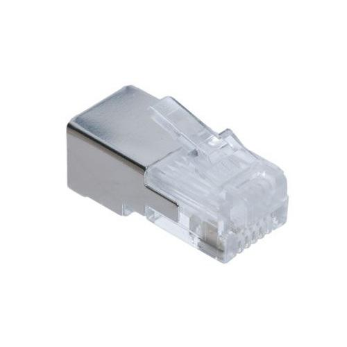 Axis RJ12 PLUG SHIELDED 10 PCS
