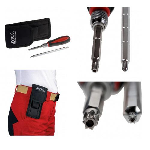AXIS 4IN1 SECURITY SCREWDRIVER