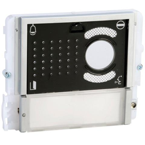 Comelit Højttaler/mikrofonmodul til Intercomsystem - Kommercial - Black