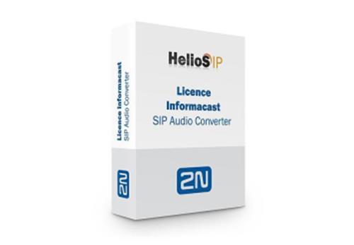 2N SIP Audio Converter License