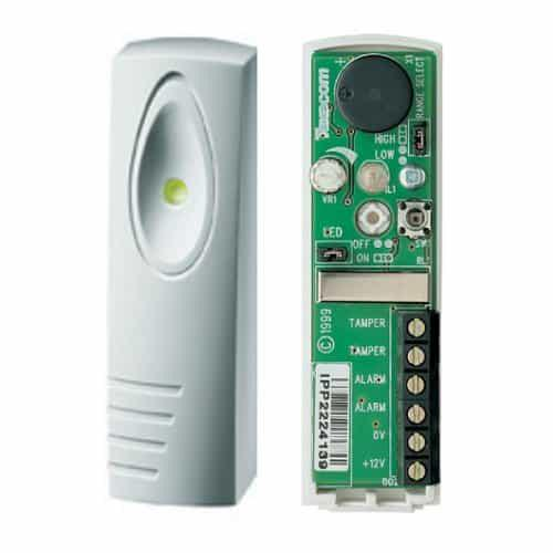 Impaq S Wired Shock Sensor Wh