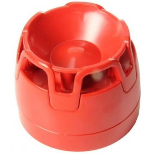 Lydgiver KAC Rød IP21C EN54-3