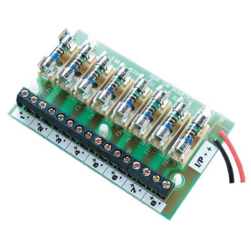 Output Modul m/sikring