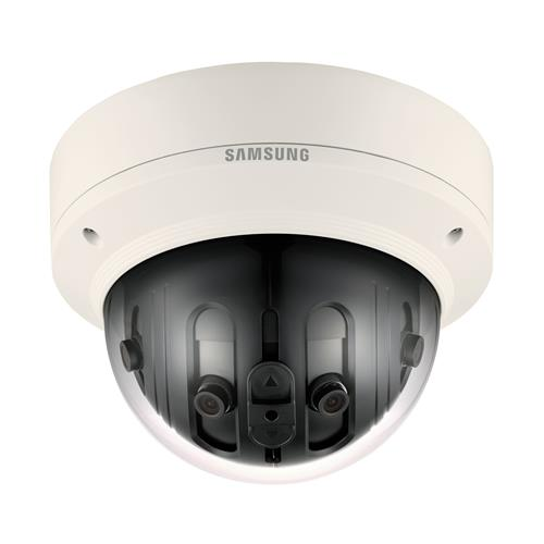 DOME IP M/PIXEL INT D/N 4 x 2MP 180°