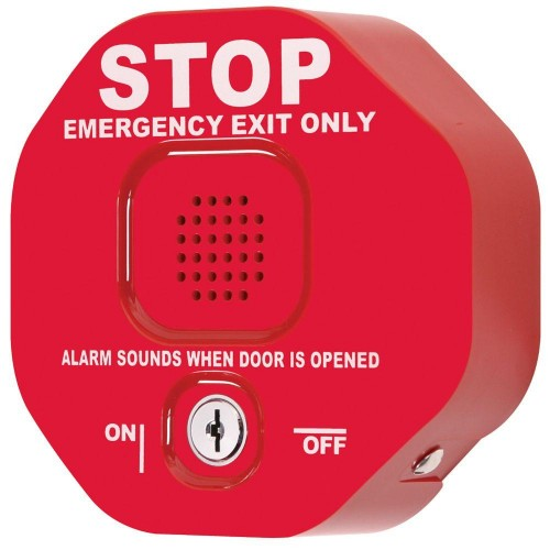 STI 6400 Exit Stopper Red