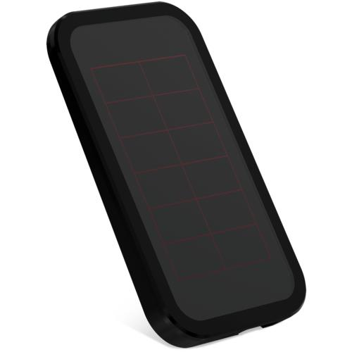 Arlo Black Solar Panel Charger for Arlo Pro And Arlo Go