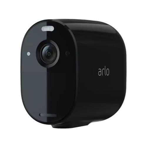 Arlo Essential Full HD Wireless Black Spotlight Camera