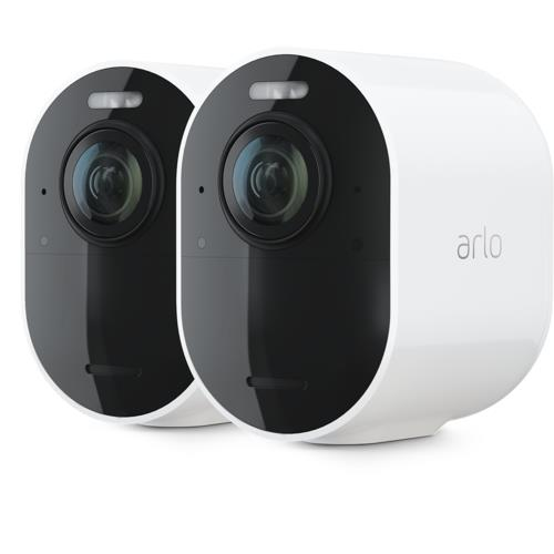 Arlo Ultra Kit 2 4K HDR Cameras, White