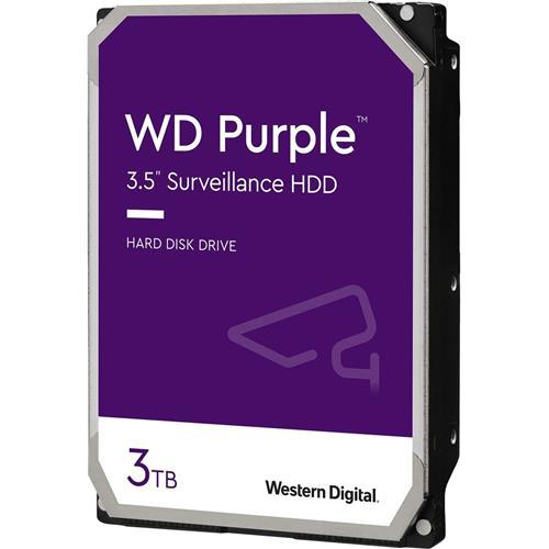 Hdd Wd30purz 3tb Purple Drive