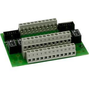 Relæ modul m/8 stk 30V relæ