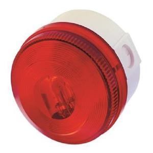 Blitzlampe Rød. 10J blink