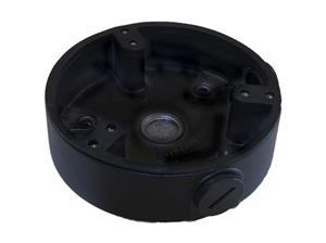 PFA137-B Jct Box Dome Black