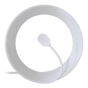 Arlo Outdoor White 7.6M Magnetic Charging Cable