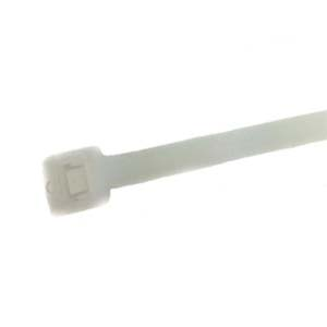 CABLE TIES 200mm Natur Pk  100