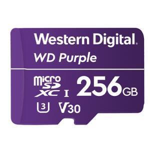 WDD256G1P0A 256GB MicSD Purple
