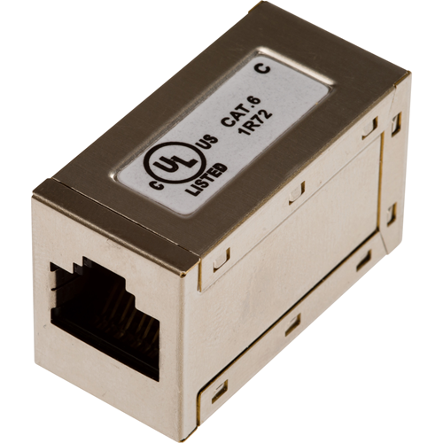 NETWORK CABLE COUPLER INDOOR