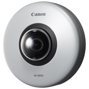 CANON NETWORK CAMERA VB-S800D