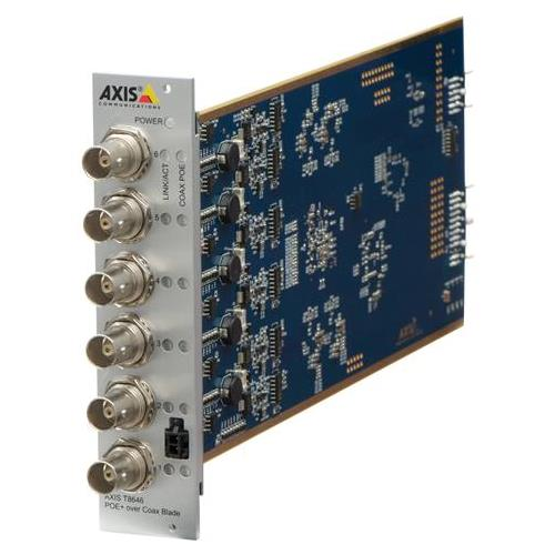 AXIS T8646 POE+ OVER COAX BLAD
